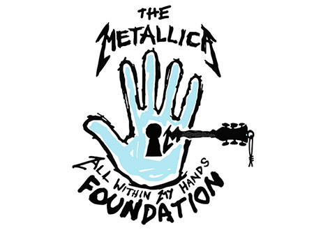 Metallica Foundation Logo