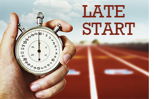 Image result for late start