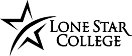 Graphic of Lone Star College logo