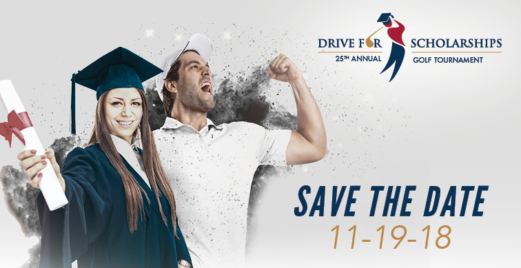 Golf 2018 save the date