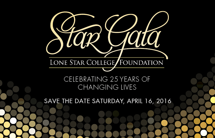Star Gala save the date