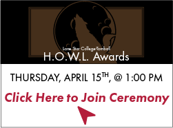 Click here to join HOWL Awards Ceremony on Thursday, April 15th at 1 pm.