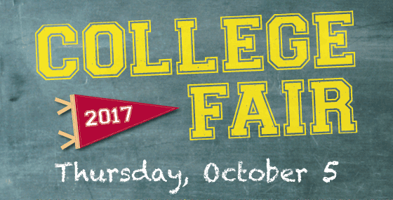 Come to College Night on 07/18/17