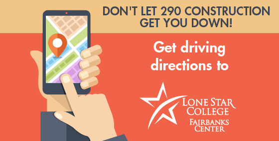 Directions to LSC-Fairbanks Center