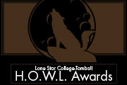 Lone Star College-Tomball H.O.W.L Awards