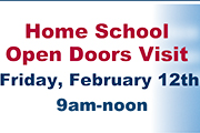 Home School Open Doors