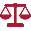 Legal scale icon