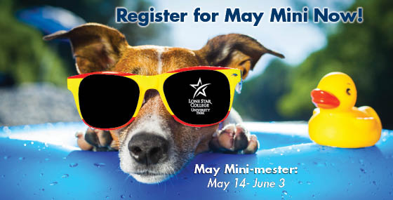 Register for May Mini!