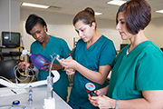Enroll in the Respiratory Care program at LSC-Kingwood