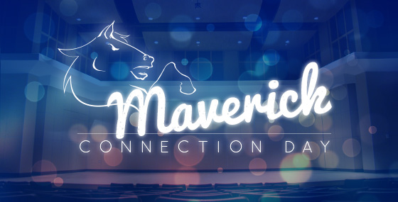 Maverick Connection Day for New Students
