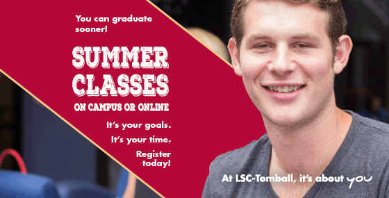 Register for Summer Courses Today!