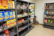 LSC-Conroe Center Food Pantry