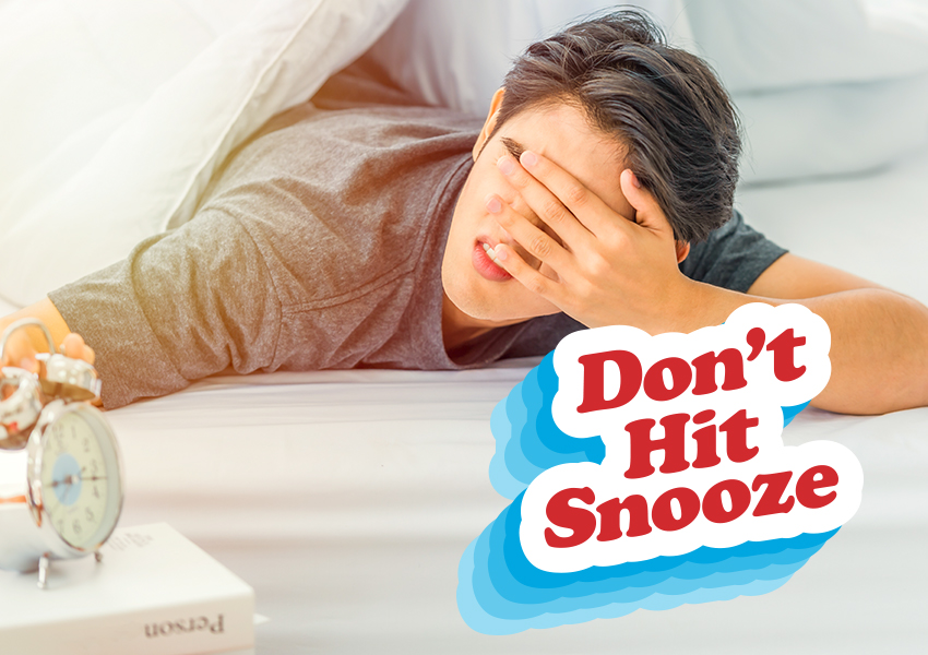 Don't Hit Snooze. Add a Late Start Class.