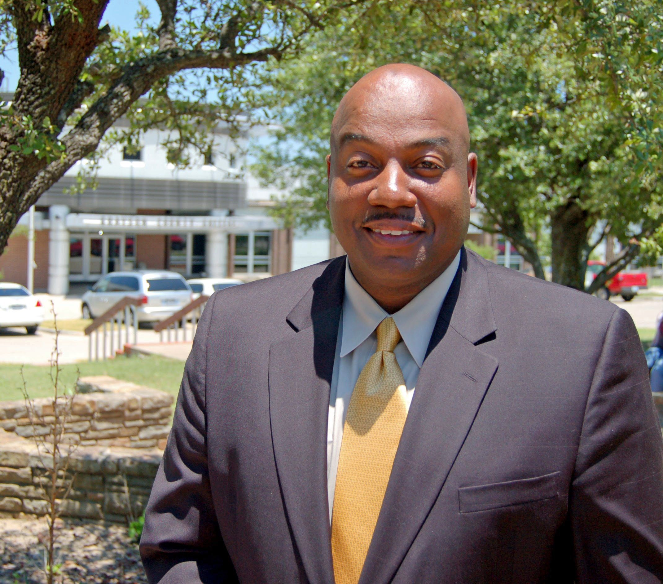 Wendell Williams joins Lone Star College-Montgomery as the new vice president of student services.