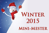 Winter Mini Mester