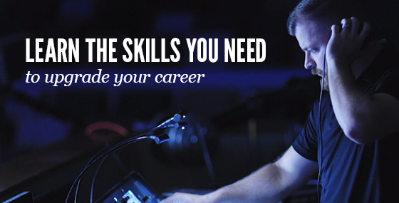 Learn the Skills You Need