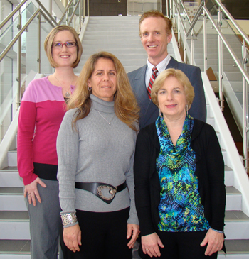 Lone Star College-Montgomery and the National Institute for Staff and Organizational Development (NISOD) proudly announce Terry Albores, Dr. Craig Livingston, Simone Rieck, and Patricia Sendelbach as Faculty Excellence Award recipients for the 2011-2012 academic year.