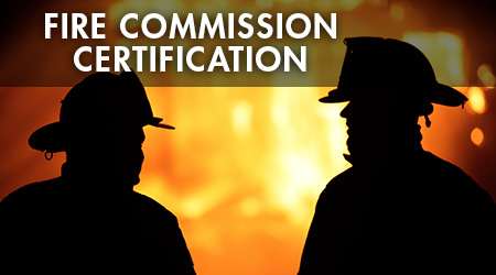 Texas State Fire Commission Certification