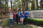 LSC-Kingwood Hosts Second Including Stars Collaboration
