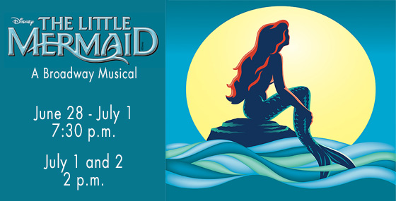 The Little Mermaid A Broadway Musical