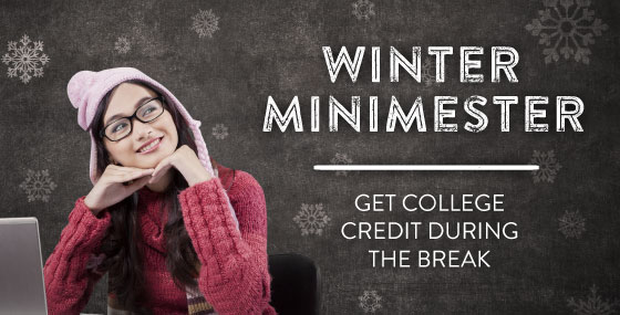 Winter Minimester Slider