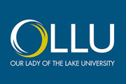 Graphic of Our Lady of the Lake University
