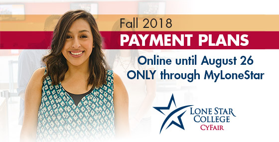Fall Payment Plan