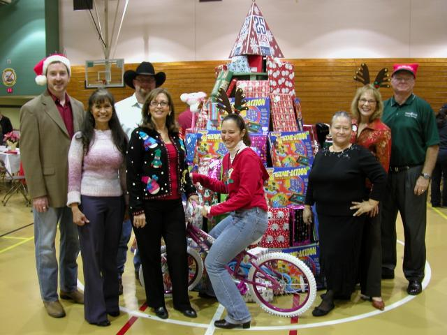 LSC-Kingwood Faculty Donates