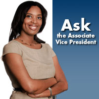 Ask Chantell Hines, the Associate Vice President for LSC-Greenspoint and LSC-Victory Centers
