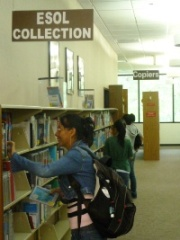ESOL Library Collection