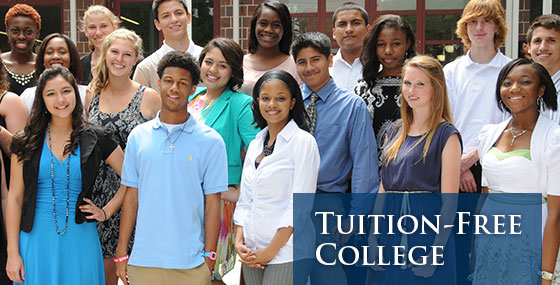 Tuition free college
