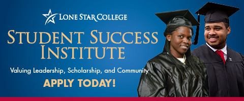 Student success institute. Valuing leadership, scholarship, and community. Apply Today.