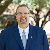 Dr. Scott Stallman the Vice President of Instruction