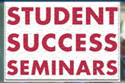 Student Success Seminars - Managing Test Anxiety