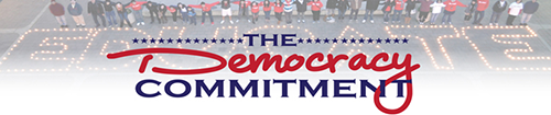 The Democracy Commitment
