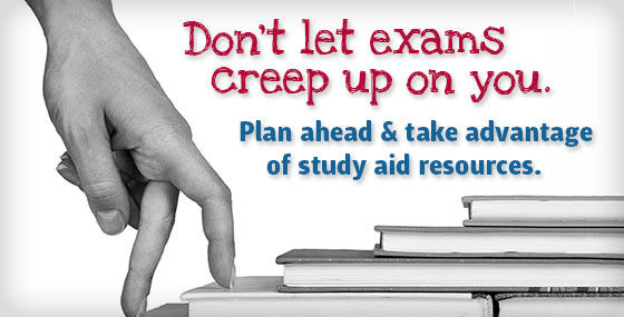 Take Advantage of Study Aid Resources