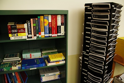 Our Collection of Reference Materials